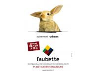 Centre commercial l'Aubette à Strasbourg