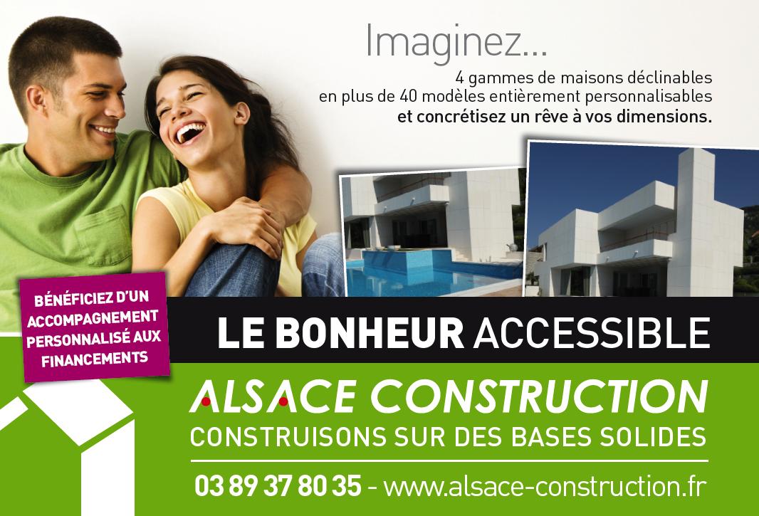 Alsace construction agence en communication et publicit for Constructeur individuel de maison