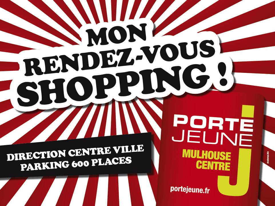 Centre commercial porte jeune mulhouse agence en for Porte jeune mulhouse